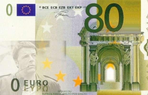 80 euro in busta paga: a chi spettano?