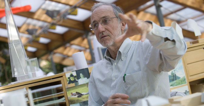 Come contattare Renzo Piano