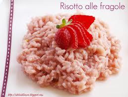 Come preparare il risotto alle fragole