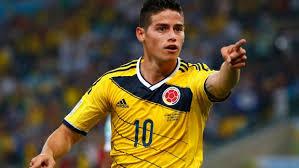 Chi è Jamez Rodriguez candidato Pallone d'Oro 2014