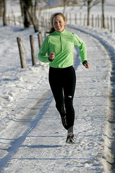 abbigliamento corsa inverno