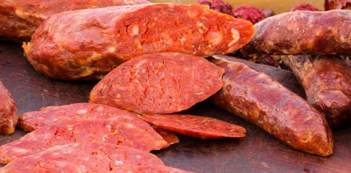 Castelpoto sagra-salsiccia-rossa