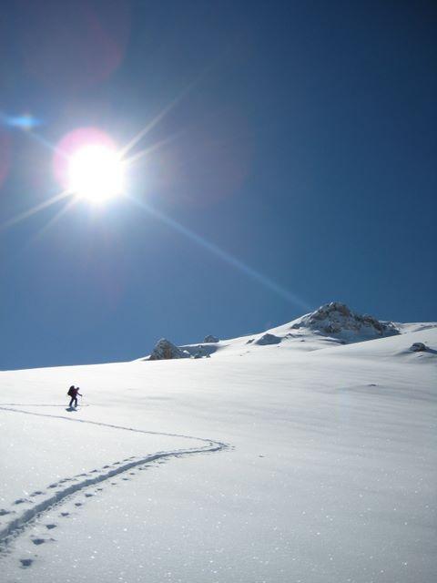Si può sciare in Turchia?