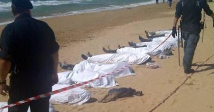 Quanti arresti ci sono stati per la nave dei migranti morti