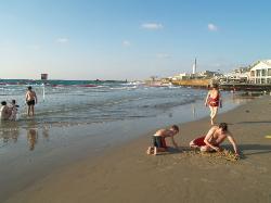 Le spiagge più belle di Tel Aviv