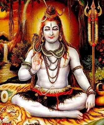 Il dio Indù Shiva (e le sue molte forme)