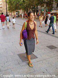 Come vestirsi a Barcellona a settembre