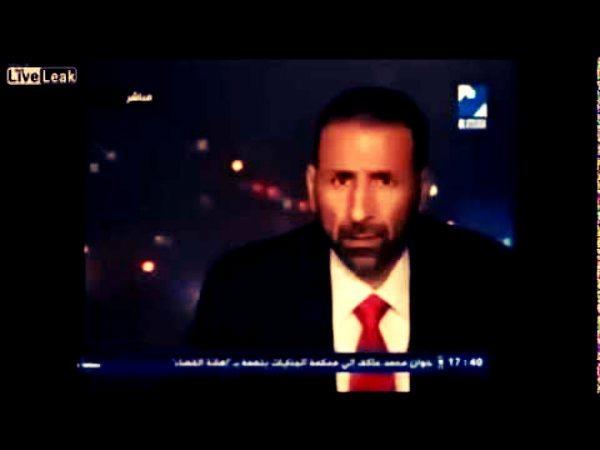 Cosa è successo in diretta TV a Damasco