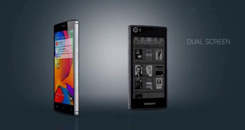 Caratteristiche smartphone Siswoo R9 Darkmoon