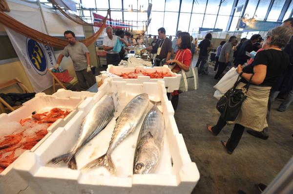 Slow Fish Genova orari e costi