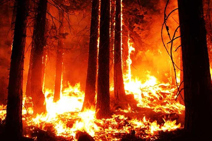 Sognare un incendio, cosa significa