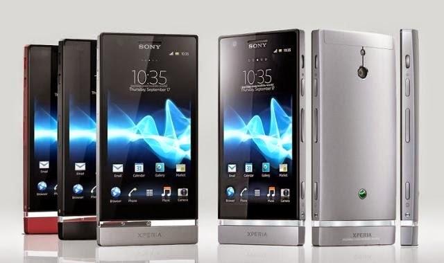 Caratteristiche smartphone Sony Xperia P2
