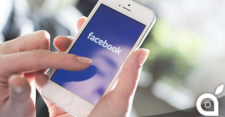 Come disattivare sincronizzazione Facebook su iPhone