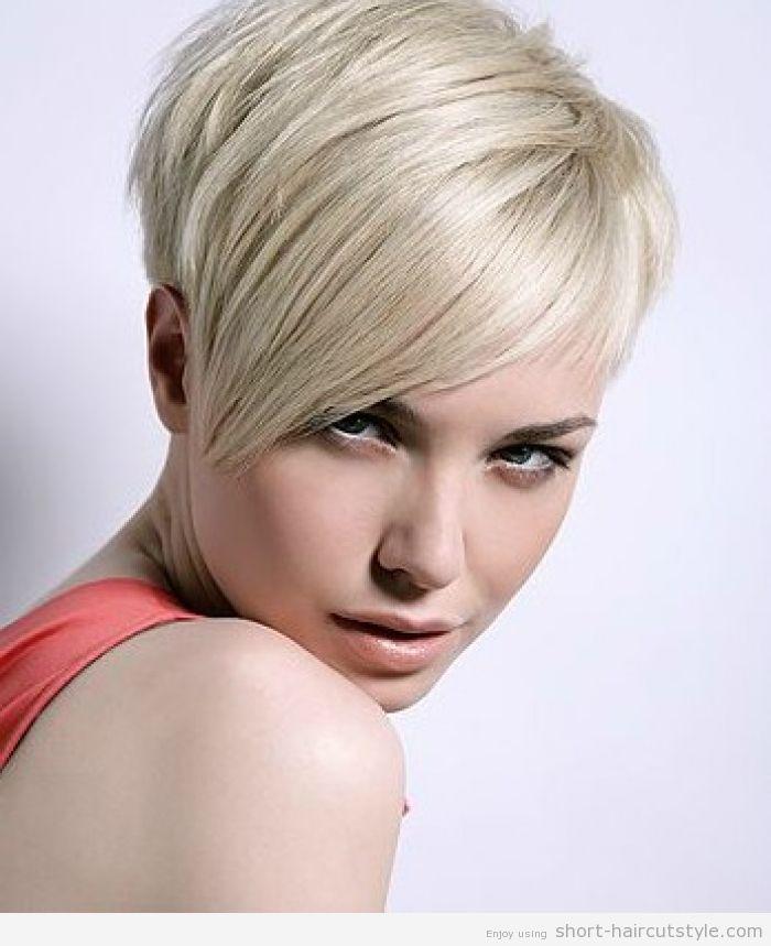 Idee tagli capelli corti