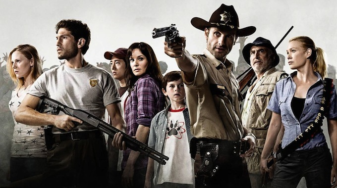 Come vedere in streaming The Walking Dead