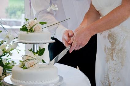I tipi di torta nuziale