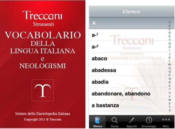 Nuova app Vocabolario Treccani come funziona e caratteristiche