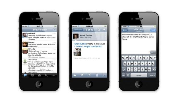 Data uscita aggiornamento App Twitter iOS