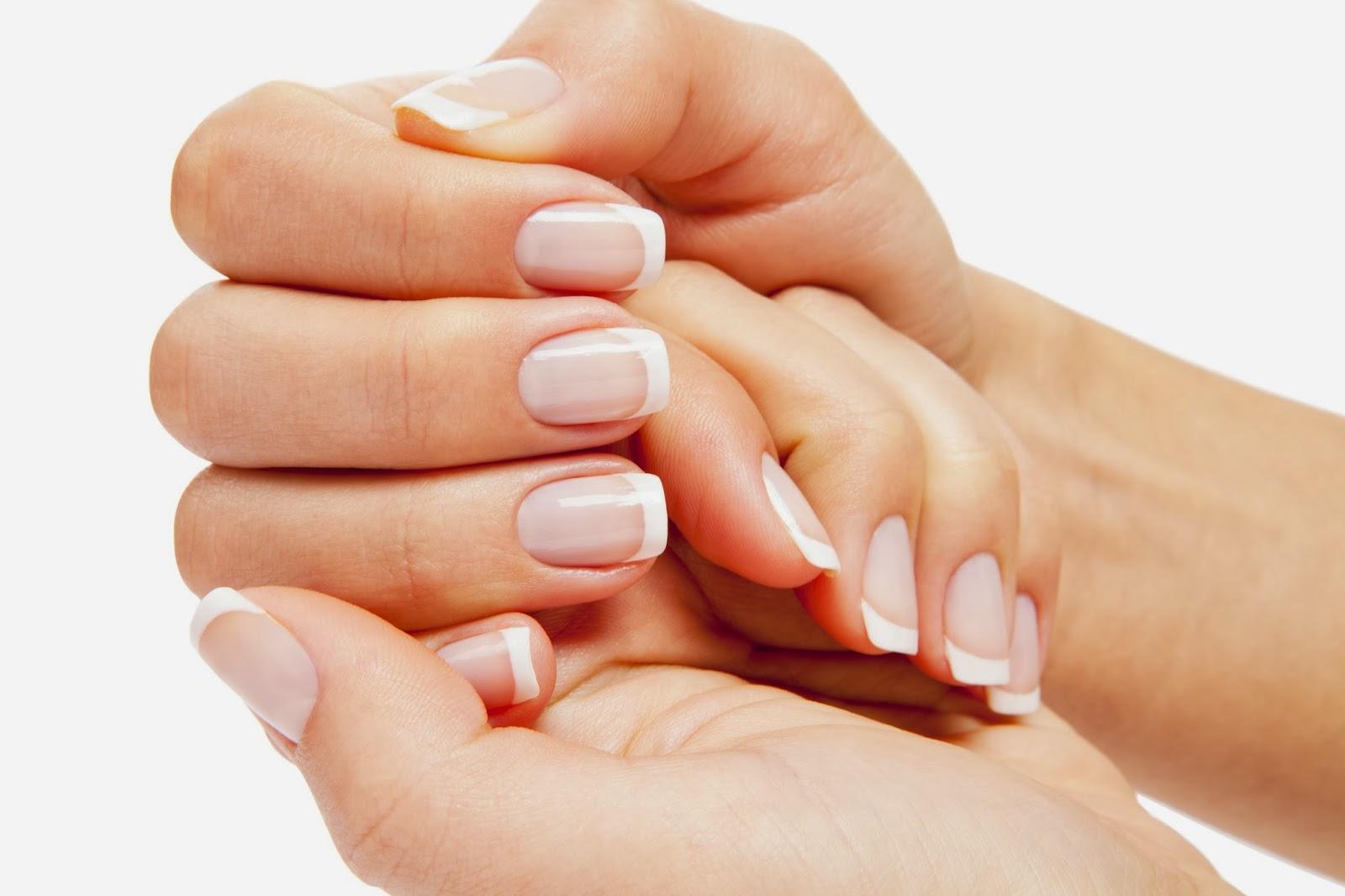 Здоровые ногти без лака фото