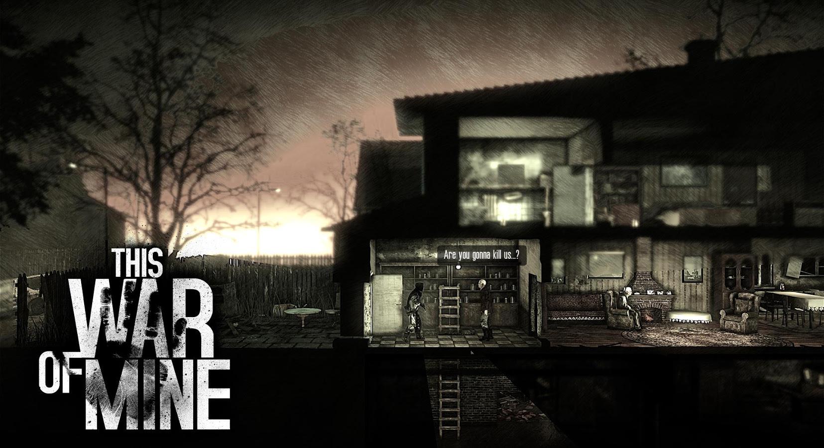 Nuovo gioco This War of Mine caratteristiche