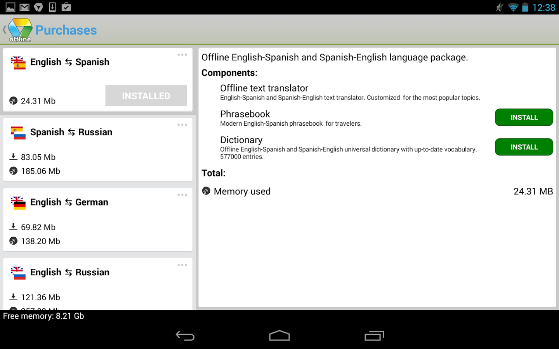 Come usare Google traduttore offline