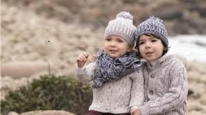 inverno moda bambino