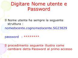 argo scuolanext cambio password