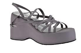 Modelli Fornarina sandali con zeppa
