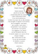 Maestra gemma festa della mamma poesie for Lavoretti maestra gemma