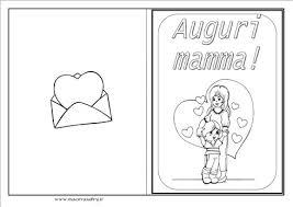 Maestra Gemma Festa Della Mamma Schede Da Colorare Notizieit