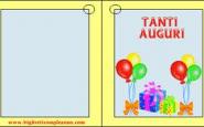 Come scrivere un biglietto di compleanno in spagnolo