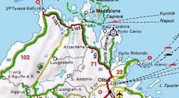 Come arrivare a Porto Cervo
