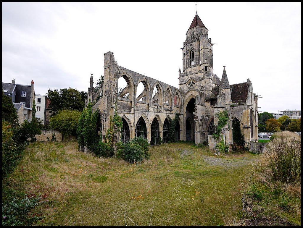 Le vieux Saint Etienne