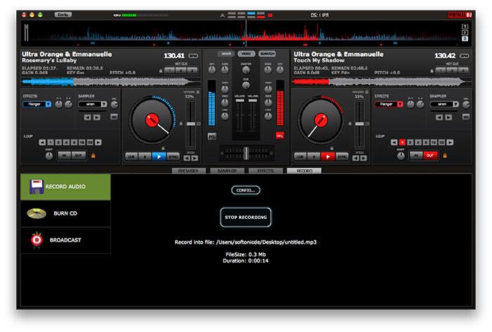 Programmi come virtual dj gratis