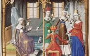 I lavori delle Donne nel Medioevo
