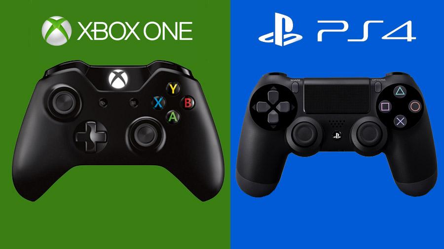 Playstation 4 e XBox One a confronto
