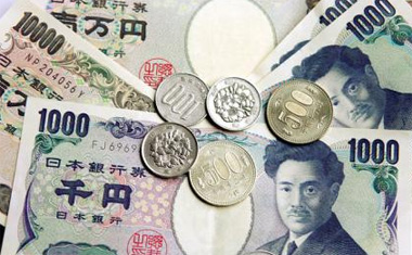 Come cambiare gli Euro in Yen