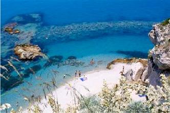 Le spiagge più belle di Tropea