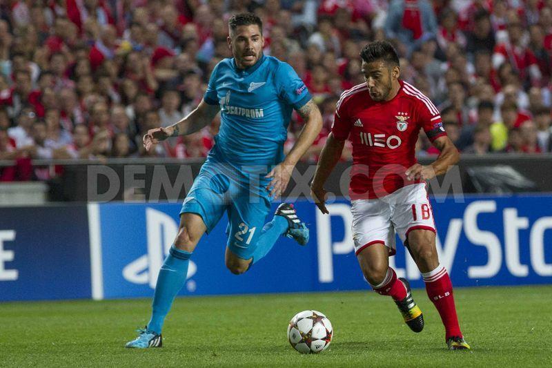 Come vedere in streaming Champions League Zenit-Benfica mercoledì 26 novembre 2014