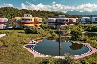 Ufo-Houses