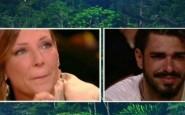 """Cristian e Tara, la notte sull'Isola: """"Tra nove mesi la verità"""""""