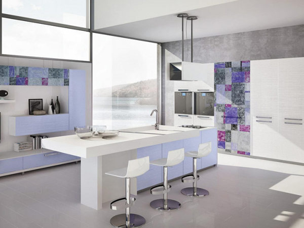 Piccole cucine moderne   cleanly.us   cleanly.us