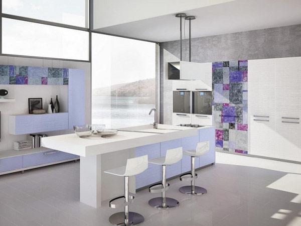 Cucine moderne piccole for Piccole cucine con isola