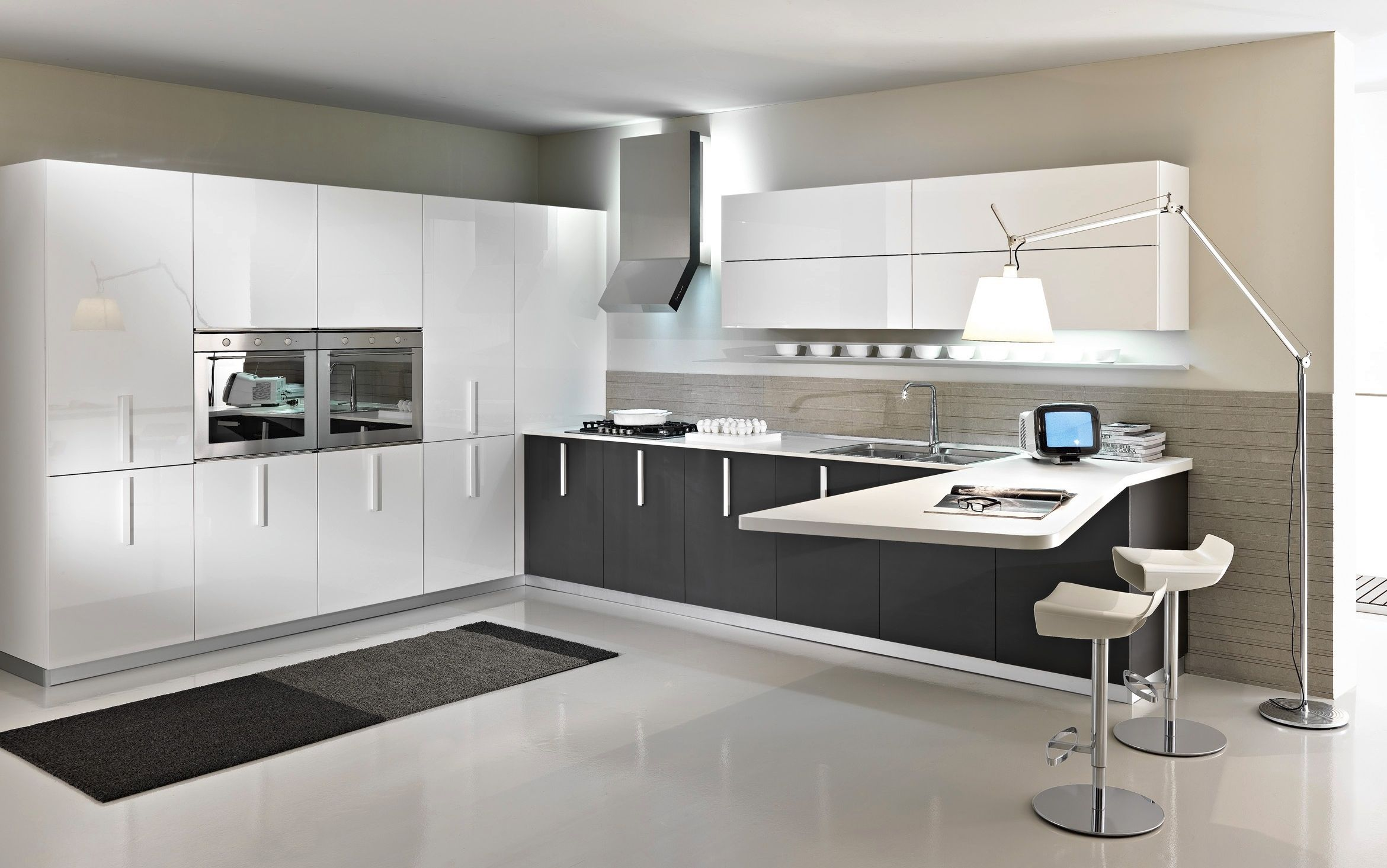 Cucine moderne prezzi for Enchapes para cocina modernos