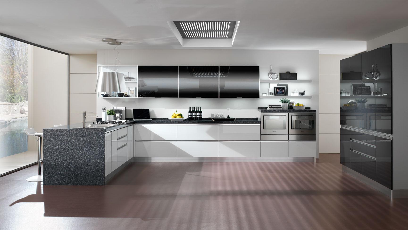 Cucine moderne for Programma per comporre cucine