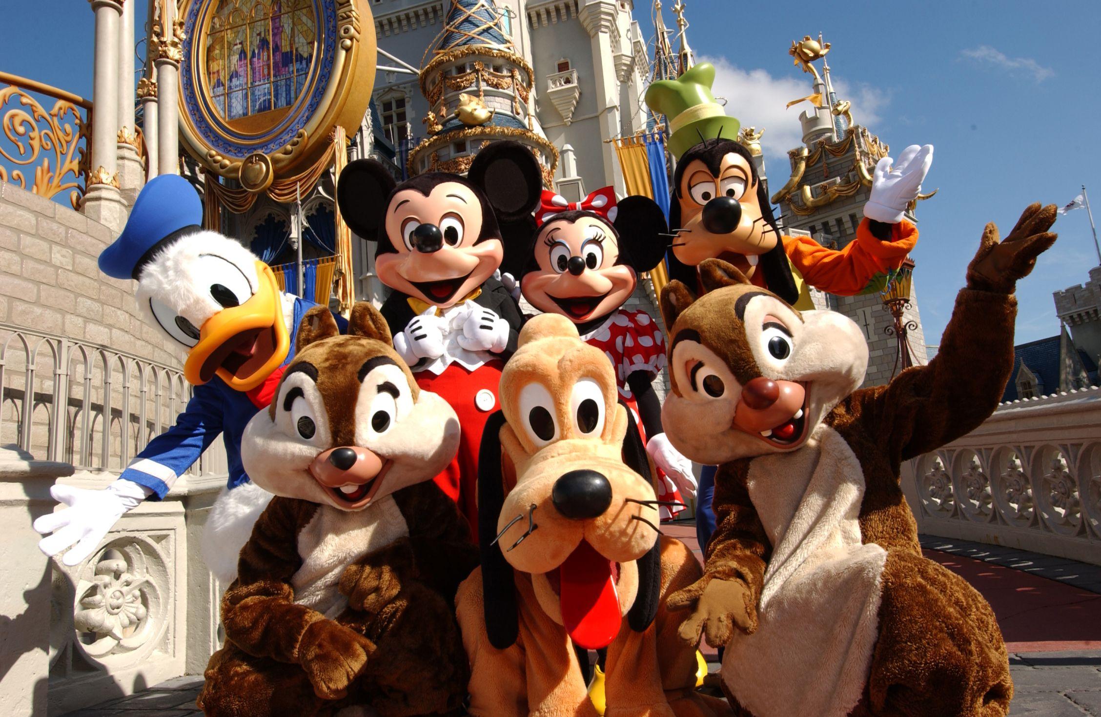 Disneyland e la scoperta della dolce attesa