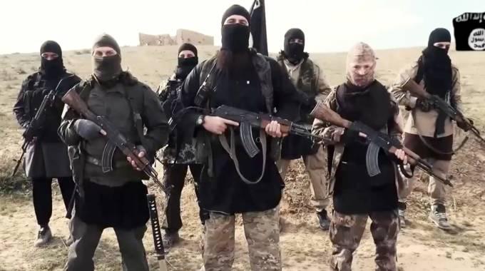 Gas sarin contro l'Isis a Damasco