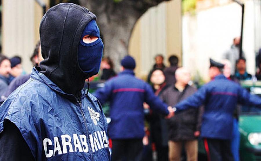 Giochi d'azzardo, Carabinieri fermano business dei casalesi