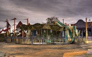 Infrequent diversion abandoned Six Flags New Orleans 185x1151