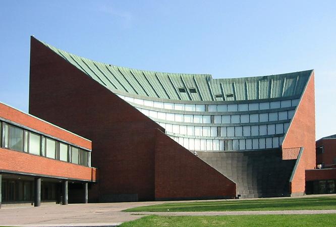 Opere famose di Alvaro Aalto